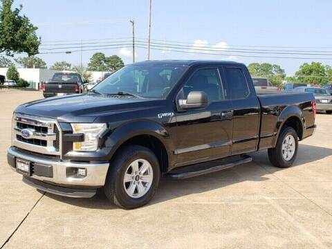 2016 Ford F-150 for sale at Tyler Car  & Truck Center in Tyler TX