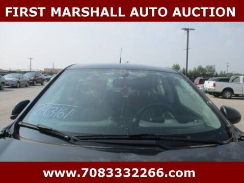 2014 Chevrolet Sonic for sale at First Marshall Auto Auction in Harvey IL