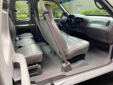 1997 Ford F-150 for sale at RICKIES AUTO, LLC. in Portland OR
