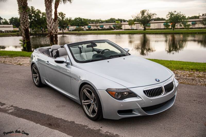 2007 BMW M6 for sale at Premier Auto Group of South Florida in Wellington FL