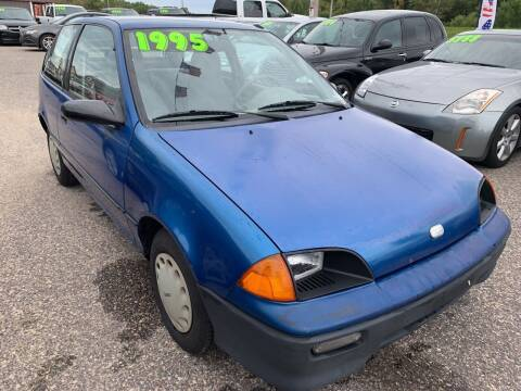 1993 GEO Metro for sale at 51 Auto Sales Ltd in Portage WI