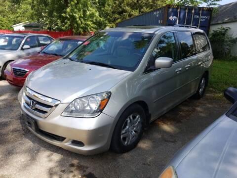 2007 Honda Odyssey for sale at Buy For Less Motors, Inc. in Columbus OH