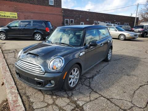 2013 MINI Clubman for sale at Vossen Auto LLC in Blue Earth MN