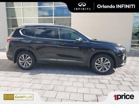 2020 Hyundai Santa Fe for sale at Orlando Infiniti in Orlando FL