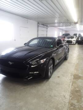 2015 Ford Mustang for sale at Stakes Auto Sales in Fayetteville PA