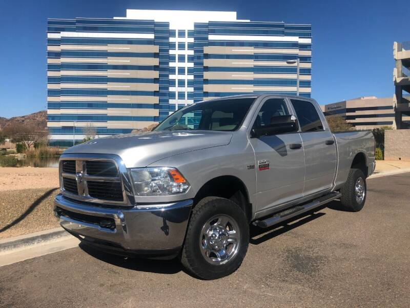 2012 RAM Ram Pickup 2500 for sale at Day & Night Truck Sales in Tempe AZ