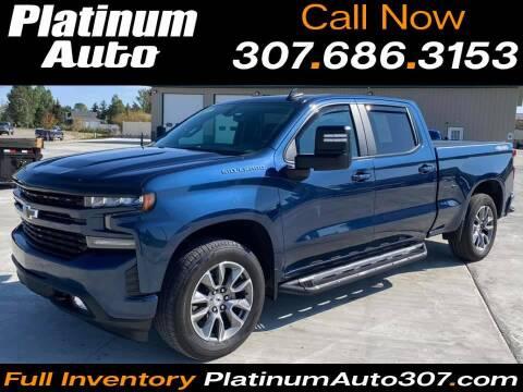 2020 Chevrolet Silverado 1500 for sale at Platinum Auto in Gillette WY