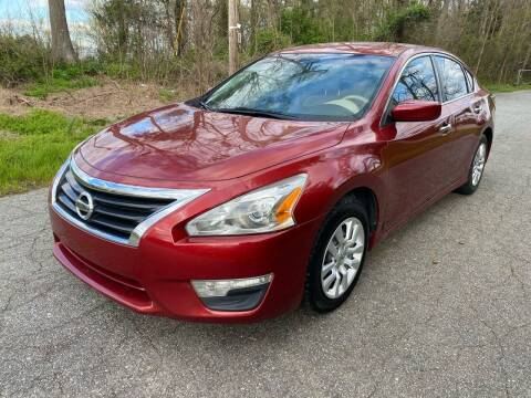 2015 Nissan Altima for sale at Speed Auto Mall in Greensboro NC
