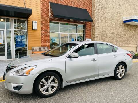 2014 Nissan Altima for sale at Bluesky Auto in Bound Brook NJ