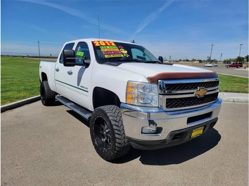 2012 Chevrolet Silverado 2500HD for sale at D & I Auto Sales in Modesto CA