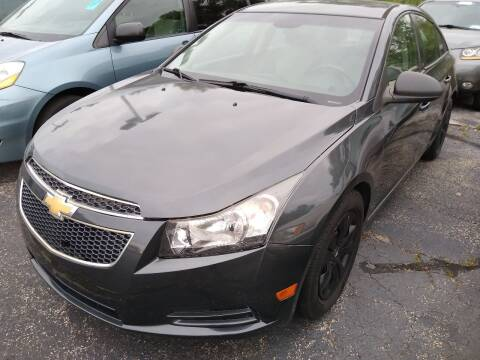 2013 Chevrolet Cruze for sale at Luxury Cars Xchange in Lockport IL