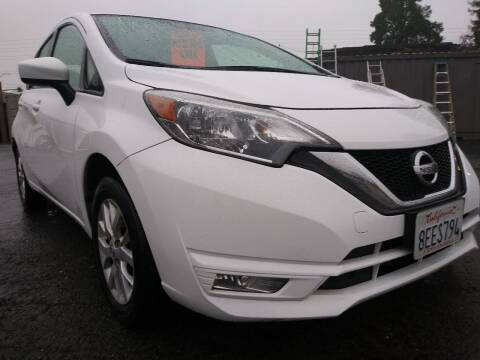 2018 Nissan Versa Note for sale at AutoDistributors Inc in Fulton CA