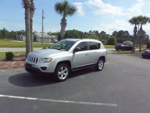 2013 Jeep Compass for sale at First Choice Auto Inc in Little River SC