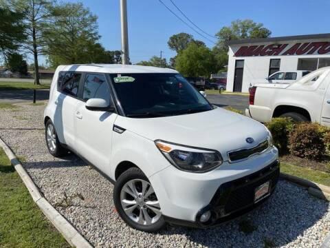 2016 Kia Soul for sale at Beach Auto Brokers in Norfolk VA