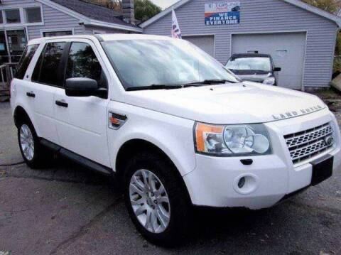 2008 Land Rover LR2 for sale at Top Line Import in Haverhill MA