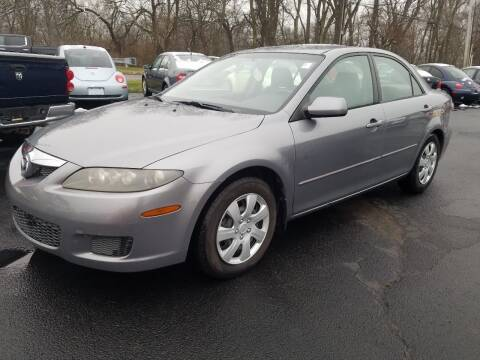 2007 Mazda MAZDA6 for sale at Germantown Auto Sales in Carlisle OH