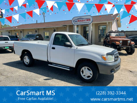 2006 Toyota Tundra for sale at CarSmart MS in Diberville MS