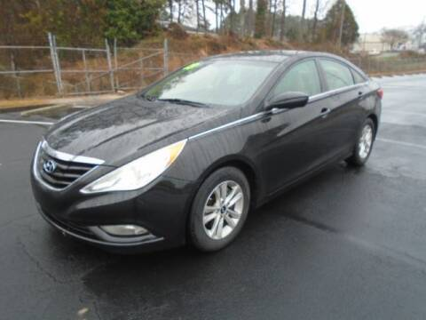 2013 Hyundai Sonata for sale at Atlanta Auto Max in Norcross GA
