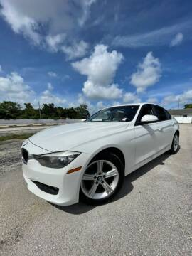 2015 BMW 3 Series for sale at Easy Finance Motors in West Park FL