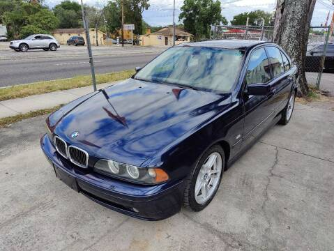 2001 BMW 5 Series for sale at Advance Import in Tampa FL
