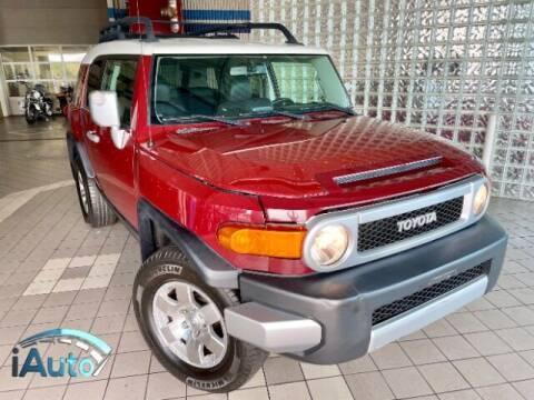 2010 Toyota FJ Cruiser for sale at iAuto in Cincinnati OH