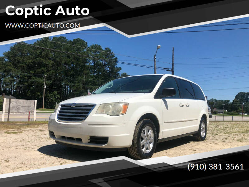 2010 Chrysler Town and Country for sale in Wilson, NC