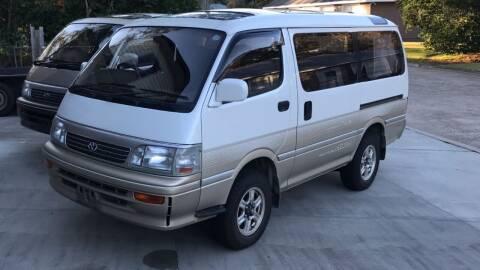 1993 Toyota HIACE for sale at Louisiana Truck Source, LLC in Houma LA