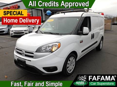 2017 RAM ProMaster City Cargo for sale at FAFAMA AUTO SALES Inc in Milford MA