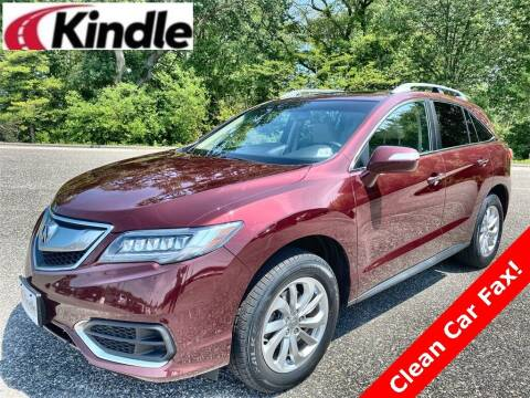 2016 Acura RDX for sale at Kindle Auto Plaza in Middle Township NJ