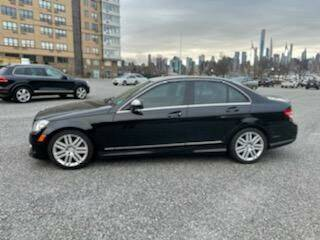 2009 Mercedes-Benz C-Class for sale at Giordano Auto Sales in Hasbrouck Heights NJ