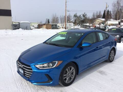2018 Hyundai Elantra for sale at Delta Car Connection LLC in Anchorage AK