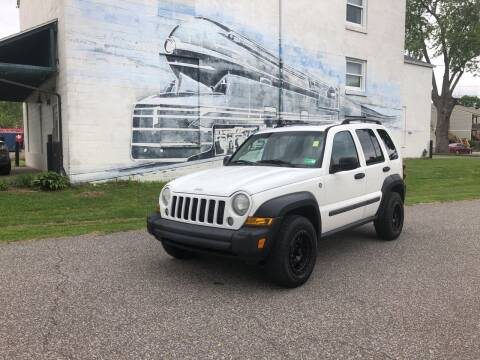 2007 Jeep Liberty for sale at PUTNAM AUTO SALES INC in Marietta OH