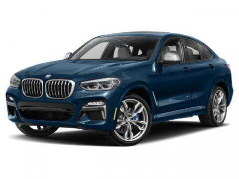 2021 BMW X4 for sale at Park Place Motor Cars in Rochester MN