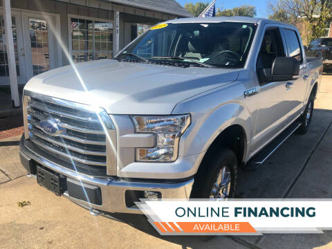 2017 Ford F-150 for sale at Taylor Auto Sales in Springdale AR