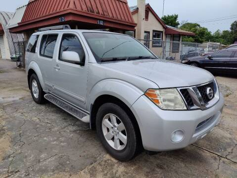 2012 Nissan Pathfinder for sale at Advance Import in Tampa FL