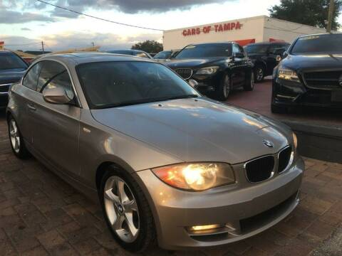 2011 BMW 1 Series for sale at Cars of Tampa in Tampa FL