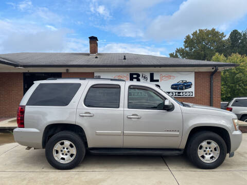 2008 Chevrolet Tahoe for sale at R & L Autos in Salisbury NC