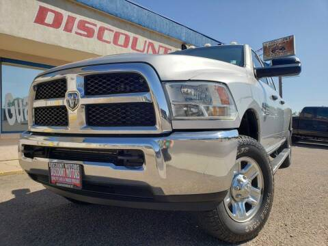 2015 RAM Ram Pickup 3500 for sale at Discount Motors in Pueblo CO