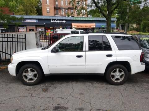 2008 Chevrolet TrailBlazer for sale at Motor City in Boston MA