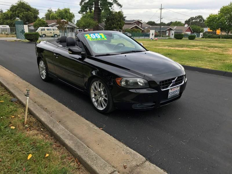 2007 Volvo C70 for sale at Specialized Auto Sales in Santa Cruz CA