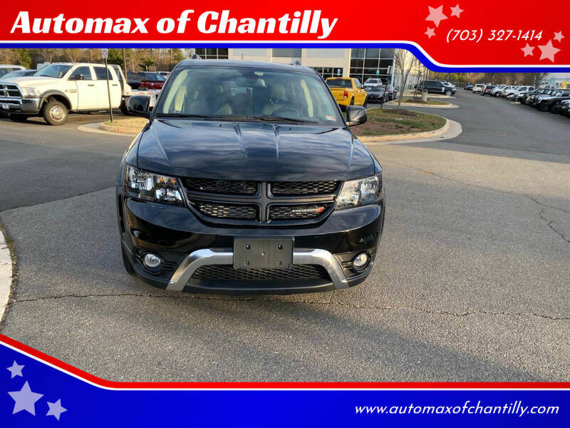 2020 Dodge Journey for sale at Automax of Chantilly in Chantilly VA