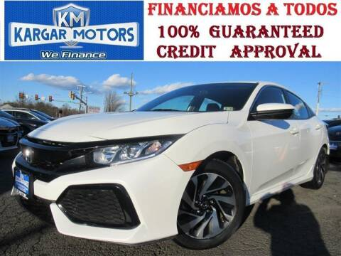 2017 Honda Civic for sale at Kargar Motors of Manassas in Manassas VA