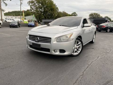 2009 Nissan Maxima for sale at Auto Credit Group in Nashville TN