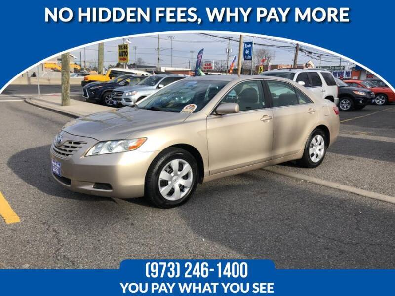2007 Toyota Camry for sale at Route 46 Auto Sales Inc in Lodi NJ