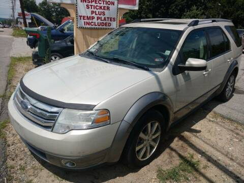 2008 Ford Taurus X for sale at Auto Brokers of Milford in Milford NH