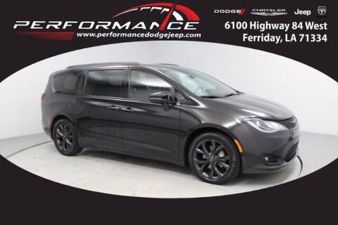 2018 Chrysler Pacifica for sale at Auto Group South - Performance Dodge Chrysler Jeep in Ferriday LA