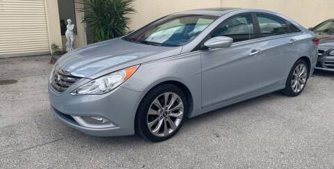 2013 Hyundai Sonata for sale at Premier Auto Group of South Florida in Wellington FL