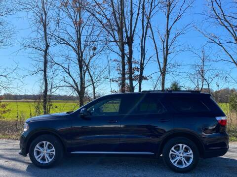 2013 Dodge Durango for sale at RAYBURN MOTORS in Murray KY