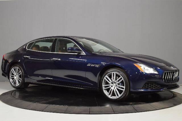 2017 Maserati Quattroporte for sale in Glendale Heights, IL