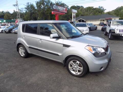 2011 Kia Soul for sale at Comet Auto Sales in Manchester NH